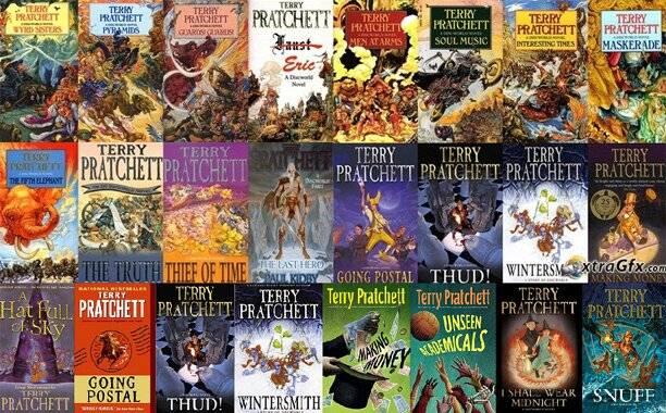 discworld books