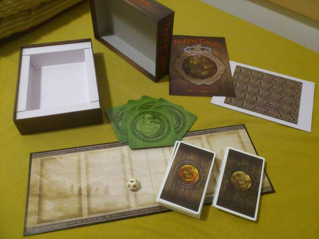 Hobbit tales box