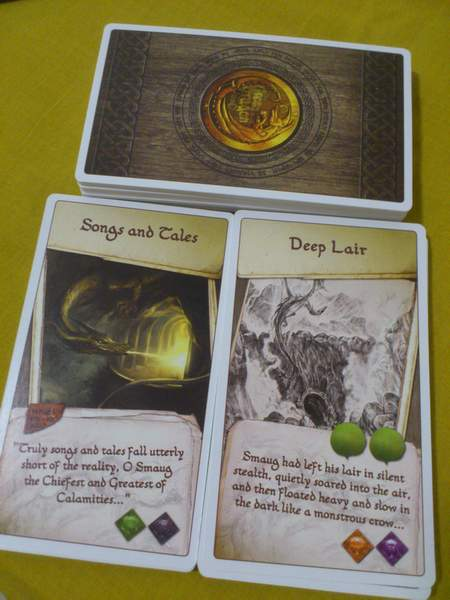 Hobbit tales cards