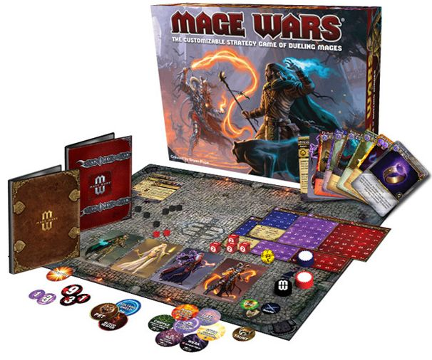 Magewars-GameComponents