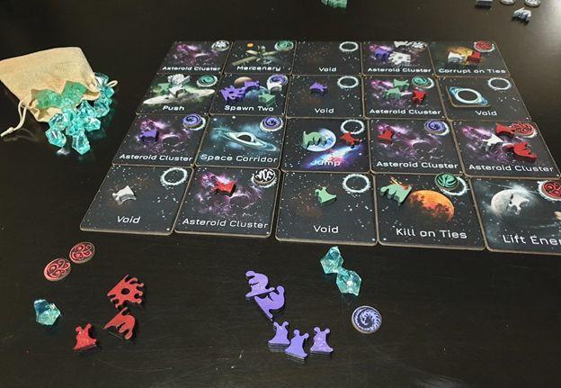 boardgames challenge 2021 stars