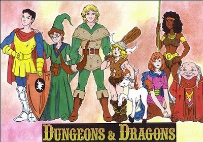 dungeons dragons history tv show