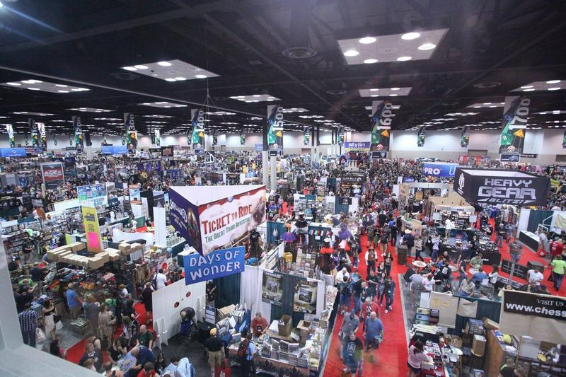 gencon exhibition