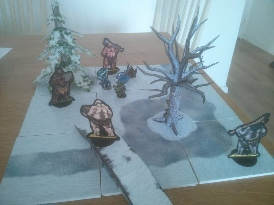 papercraft Winter 1