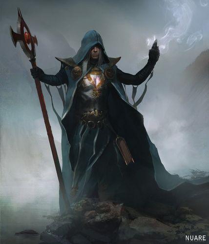 warlock spirits